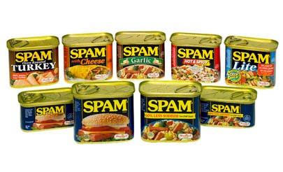 spam på burk